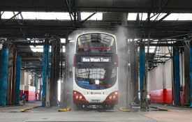 Kirton bus wash systems